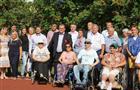 Тольяттинский пансионат для инвалидов получил вподарок спортивный комплекс
