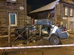 В Самаре в ДТП у Фрунзенского моста погибли три человека