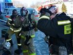 В Самаре при тушении пожара эвакуировали 20 человек