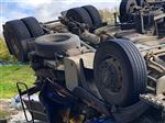 На трассе М-5 перевернулся тяжеловоз, водитель погиб