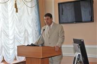 Заседание Общественной палаты Самарской области по вопросам ЖКХ