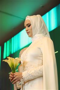 В Самаре прошел показ исламской моды