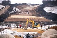 Строительство дороги в обход Тольятти идет по жесткому графику