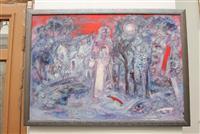 """В Самаре открылась выставка художника Александра Мальцева """"Так ведают боги"""""""