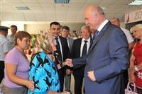 Николай Меркушкин встретился с жителями Сергиевского района