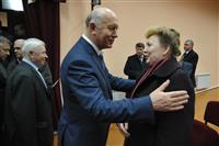 Губернатор Николай Меркушкин посетил с рабочим визитом Шенталинский район
