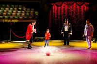 День открытых дверей в самарском цирке