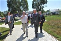 Николай Меркушкин встретился с жителями Кинельского района