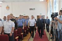 Николай Меркушкин потребовал от сотрудников полиции более эффективной работы