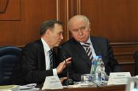 Николай Меркушкин принял участие в общем собрании членов регионального объединения работодателей