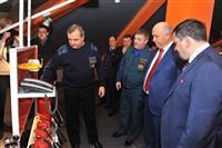 Глава региона принял участие в открытии отреставрированной каланчи на Хлебной площади