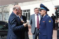 Николай Меркушкин посетил СВВАУЛ