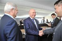 Губернатор провел на ПМЭФ ряд рабочих встреч с главами крупных российских и иностранных компаний