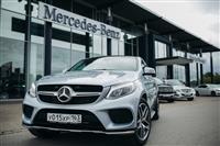 "В ""Самара-Моторс"" прошла презентация нового Mercedes-Benz GLE- купе"