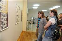 В Самаре проходит выставка авторского комикса