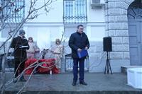 В Самаре открыли мемориальные доски легендарным разведчикам