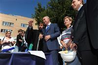 При строительстве Православного института в Тольятти учтены предложения губернатора