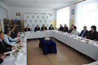 Николай Меркушкин провел совещание, посвященное реализации мероприятий, направленных на насыщение регионального АПК специалистами среднего звена и квалифицированными рабочими
