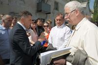 Иван Пивкин, совместно с депутатами Тольятти, провел инспекцию дорог Автограда