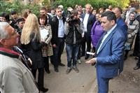 Жители Советского района ведут борьбу против точечной застройки