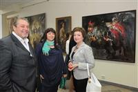 Самарские коллекционеры приценились к работам Николая Блохина
