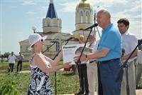 Николай Меркушкин принял участие в праздничных мероприятиях на своей малой родине