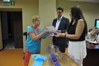 КПРФ получила первую строчку в избирательном бюллетене на выборах в губернскую думу