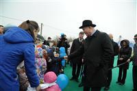 Николай Меркушкин заложил капсулу в основание новой самарской школы