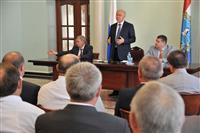 Николай Меркушкин обсудил с главами муниципальных образований реформу местного самоуправления
