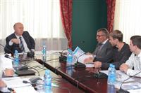 Проект дворца единоборств в Самаре приобрел видимые очертания