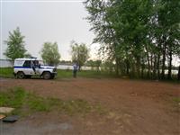 В Самаре молнией убило полицейского