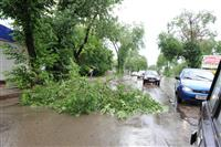 Потоп на самарских дорогах