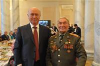 Николай Меркушкин дал торжественный прием, посвященный прошедшему на площади Куйбышева традиционному Параду Памяти