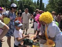 """В парках Тольятти прошли """"Чудесные выходные"""""""