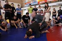 Легенда MMA Джефф Монсон признался, что хотел бы жить в Самаре