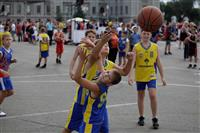 В Самаре завершился турнир по уличному баскетболу
