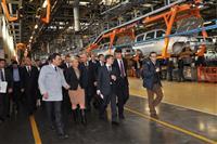 Делегация правительства РФ посетила Самарскую область