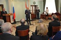 Николай Меркушкин вручил жителям области государственные и региональные награды