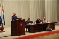 Николай Меркушкин провел встречу с жителями Железнодорожного района Самары