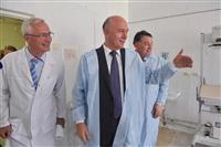 Николай Меркушкин оценил работу перинатального центра в Тольятти