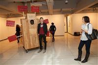 """Выставка """"Правдоискатели"""" открыта в галерее """"Виктория"""""""