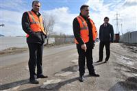Министр транспорта высказал замечания по качеству ремонта дорог на улицах Олимпийской и Победы