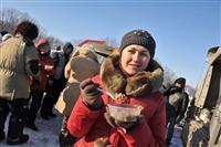 Под Самарой прошел международный зимний мотослет Snowdogs-2015