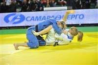 Самарские спортсменки завоевали две медали Кубка России по дзюдо