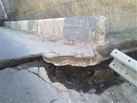При разрушении моста на трассе Самара-Бугуруслан никто не пострадал