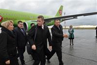 Павел Астахов прибыл в Самару