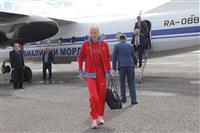 В Самарскую область прибыли спортсмены-победители олимпийских игр и чемпионы мира