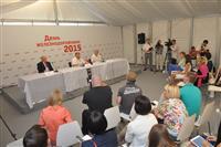 Пресс-конференция губернатора, руководителя РЖД и начальника Куйбышевской железной дороги