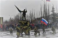 """В с. Красный Яр прошел областной """"День призывника"""""""