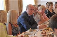 Николай Меркушкин встретился с руководителями ведущих средств массовой информации региона